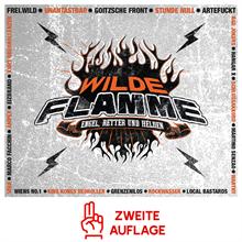 Wilde Flamme - Engel, Retter und Helden