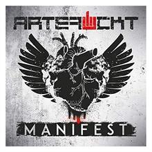Artefuckt - Manifest, CD